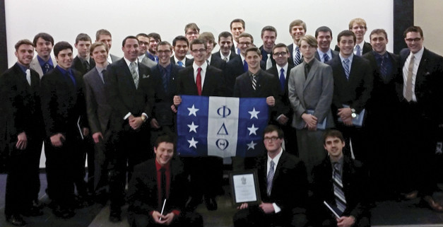 chapters founding fathers